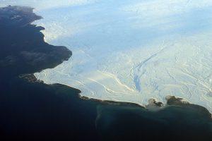 Sjøisen i Canada smelter grunnet økte utslipp